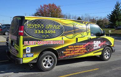 Seyer's Garage offers fleet maintenance in Cape Girardeau, MO.